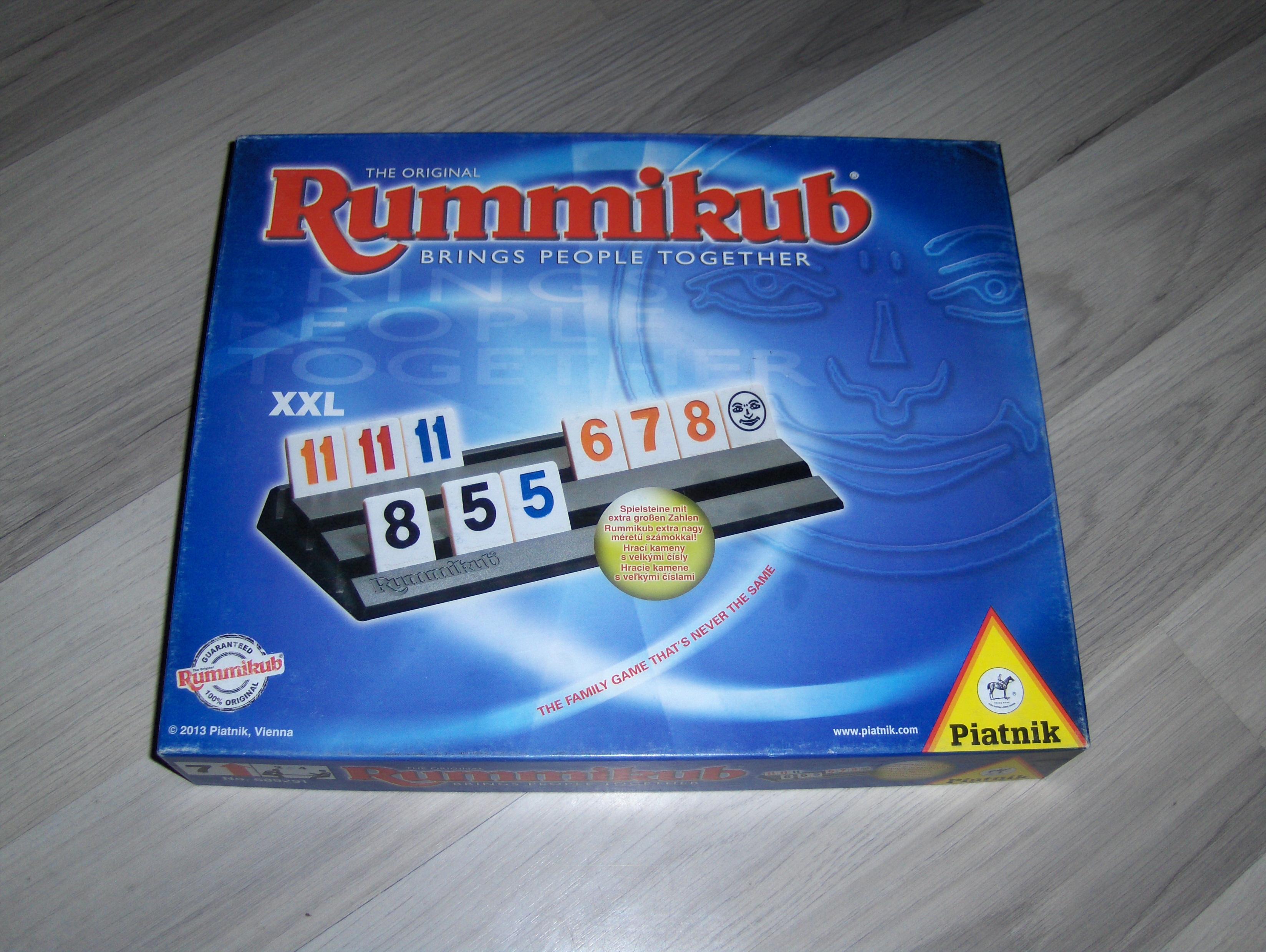 Ismered a Rummikub-ot ?